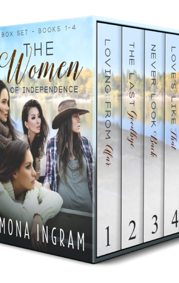 The Women of Independence Box Set